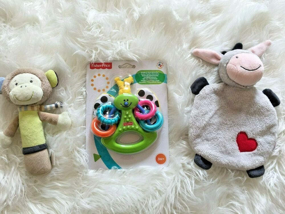Lustiger Soundhund Baby Lamaze Kleinkindspielzeug Neu