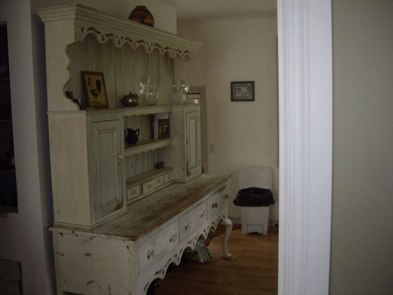 Victorian Buffet Sideboard Shabby Chic With Hutch