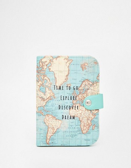 New Sass /& Belle Tropical Pineapple Passport Cover Holder Atlas Holiday Travel