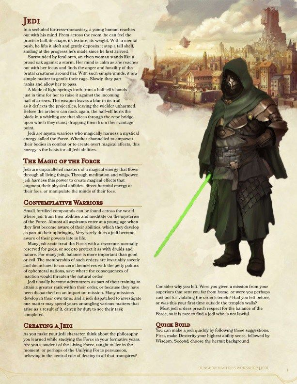 Dnd   Unarmed Fighter Build