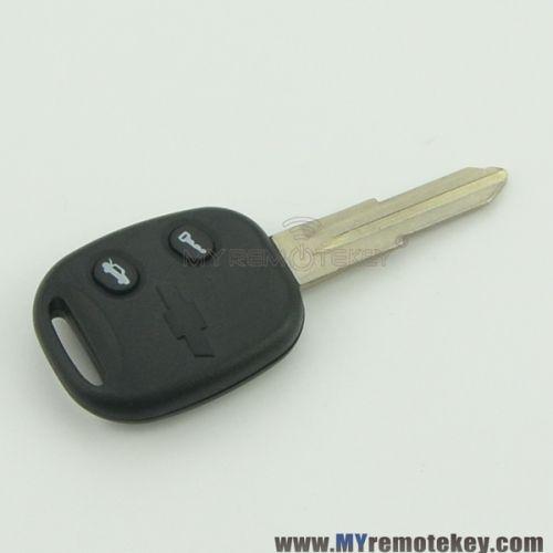 Remote Key Shell 2 Button For Chevrolet Epica Key Remote Chevrolet