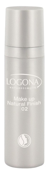 Light to medium coverage. This makeup comes in a practical dispenser and is a delicate combination of foundation and anti-aging care.