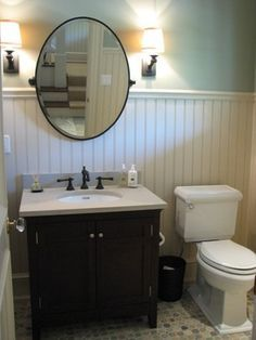 Craftsman Style Bathroom Design Ideas, Pictures, Remodel, And Decor