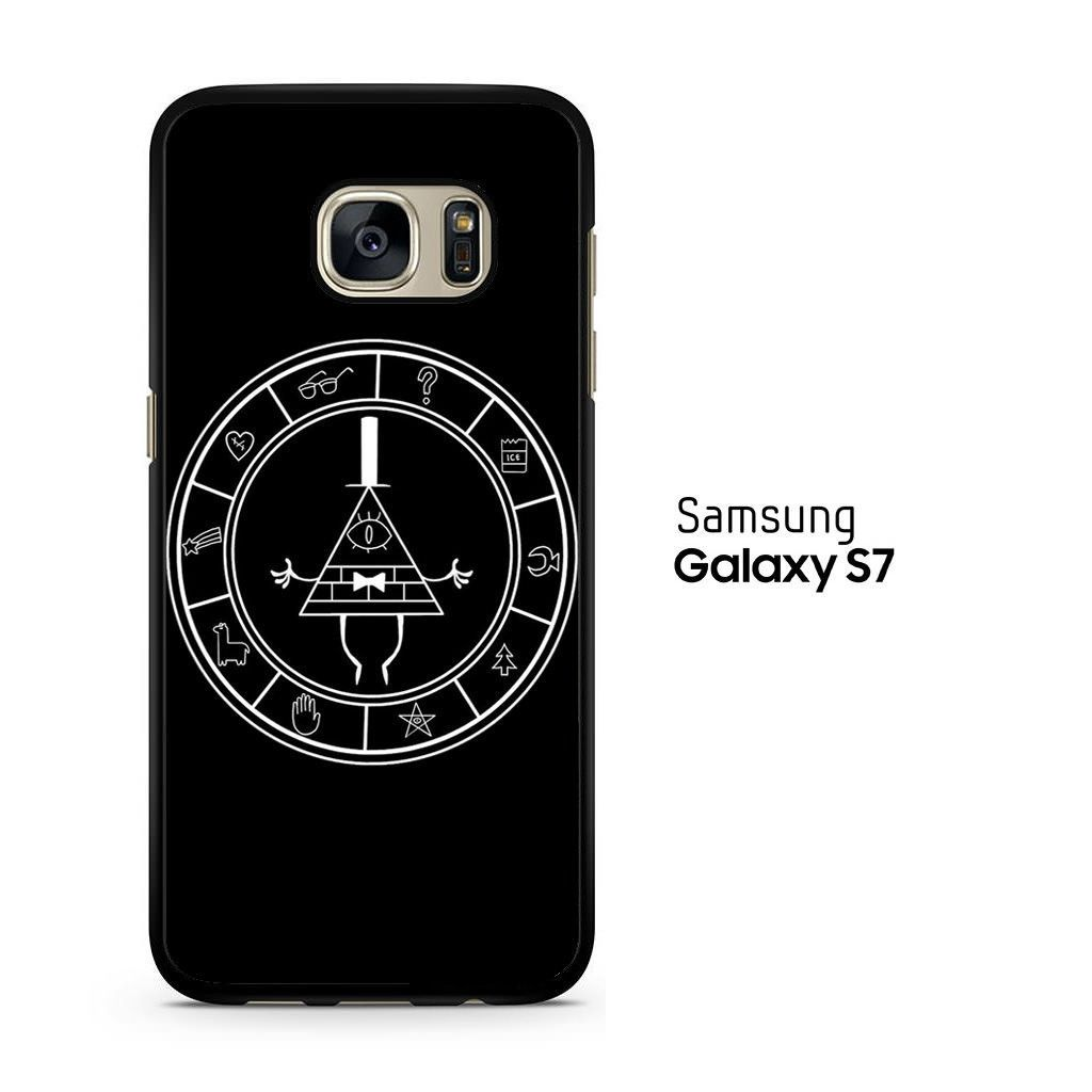 Gravity Falls Samsung Galaxy S7 Case