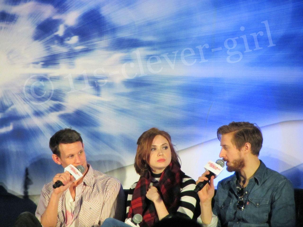 Matt, Karen and Arthur 31/01/15