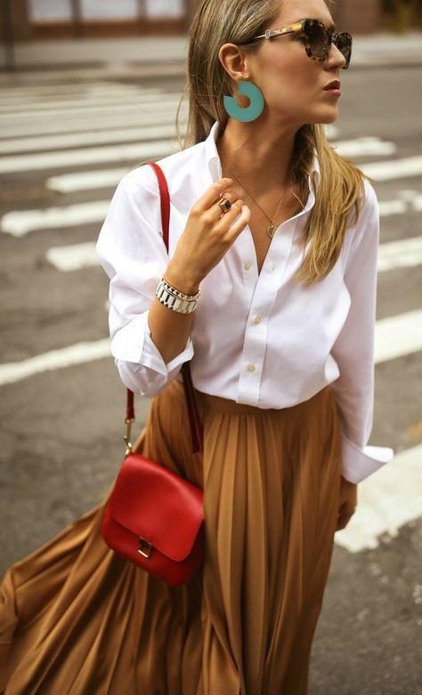 La chemise blanche #allwhiteclothes