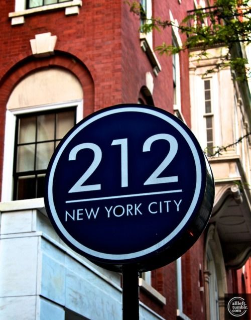212 by Alberto Reyes I remember when those of us in Brooklyn