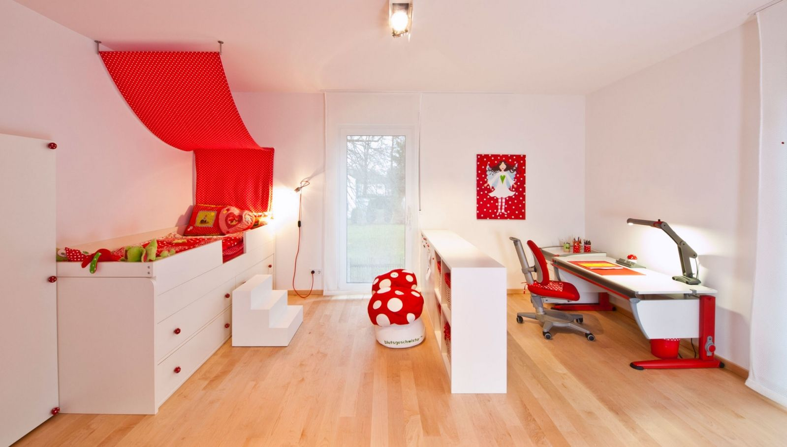 Kinderzimmer fliegenpilz ~ Kinderzimmer fliegenpilz ideen fürs kinderzimmer und