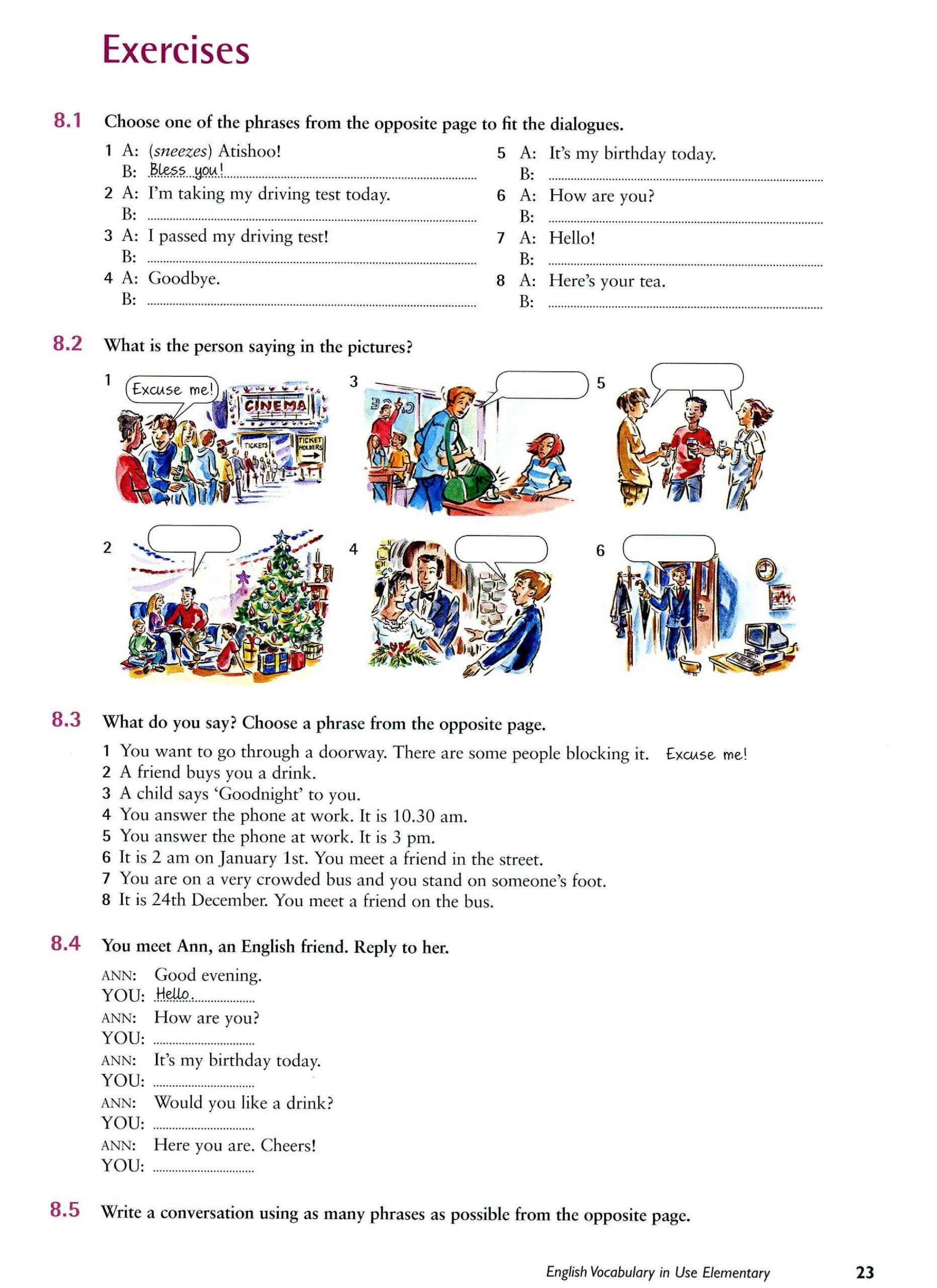 Greetings In Spanish Worksheet Conversations 1 Greetings