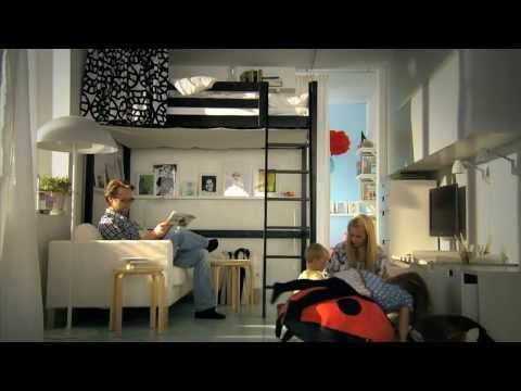 Small Space Decorating Ideas - YouTube   Decorating Small Spaces ...