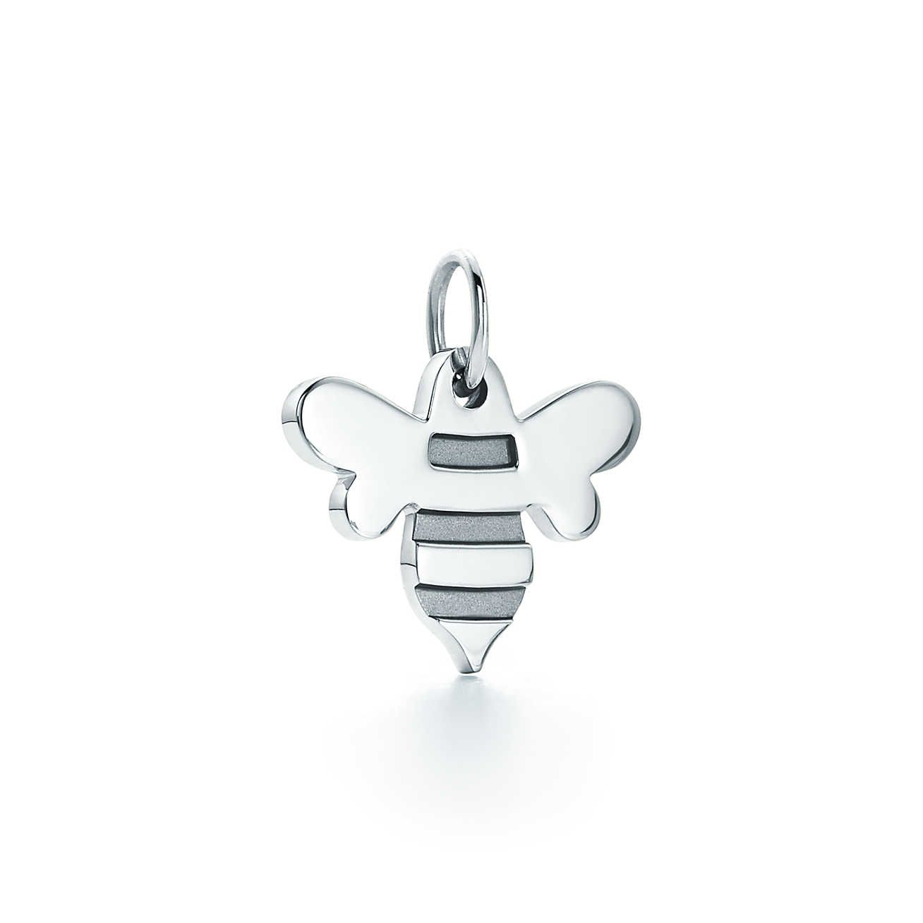 5c4263cd7 Tiffany Charms honey bee charm in sterling silver. | Tiffany & Co.