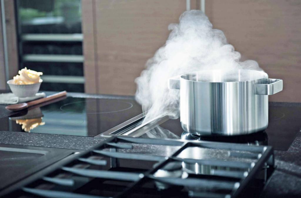 15 Ideeen Over Afzuiging In Aanrechtblad Keukens Aanrechtblad Keuken
