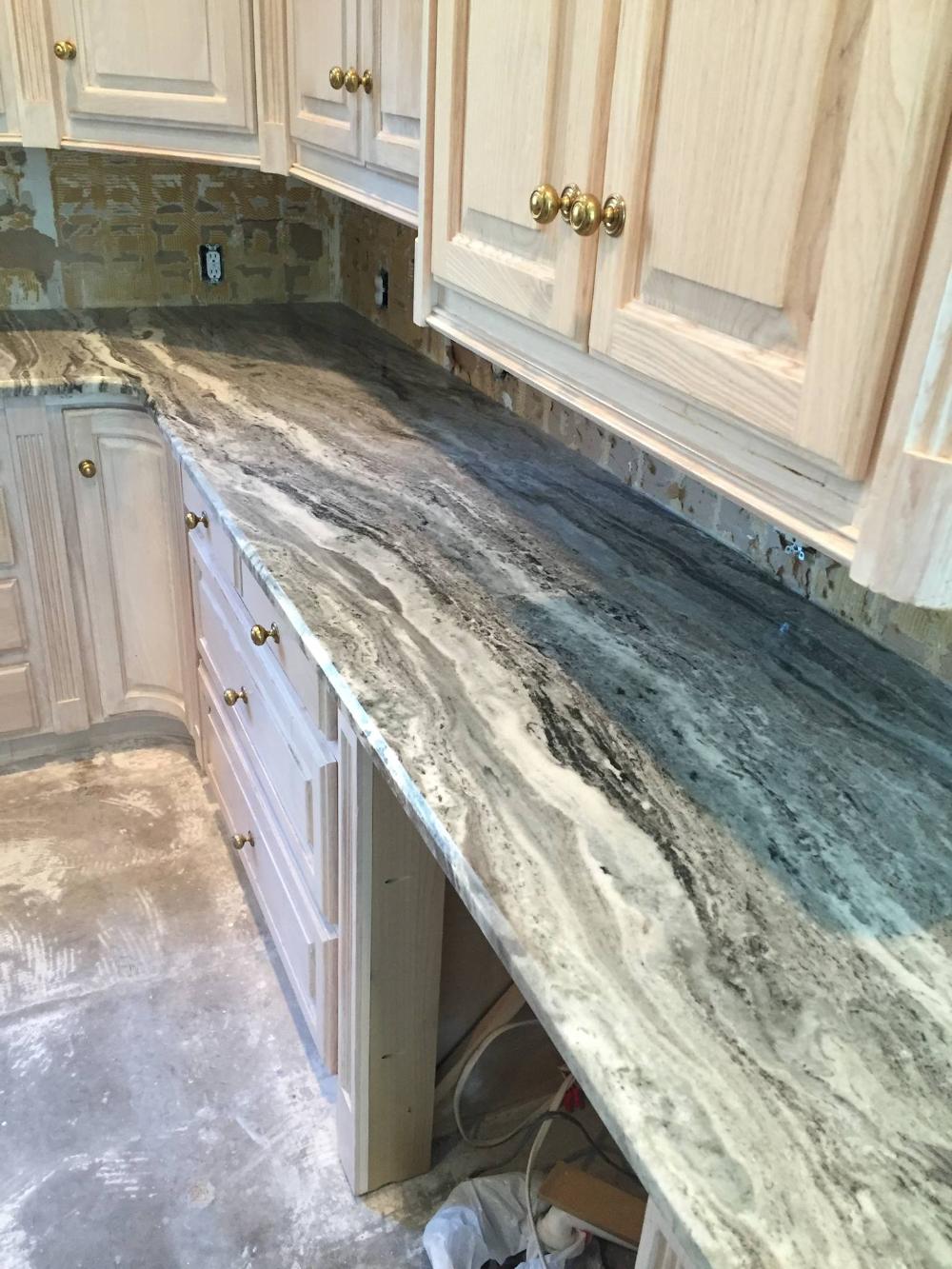 Fantasy Brown Granite Kitchen In Plano Fantasy Brown Granite