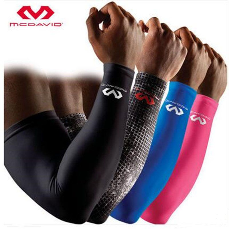 Apparel Accessories Lengthen Armguards Sunscreen Protective Forearm Elbow Pad Arm Sleeve Arm Warmers Breathable Stretchy Men's Arm Warmers