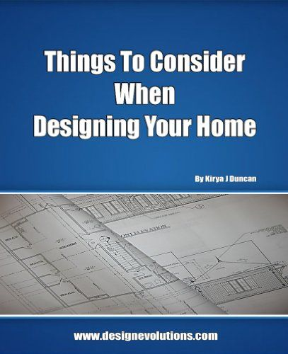 Things to Consider When Designing Your Home