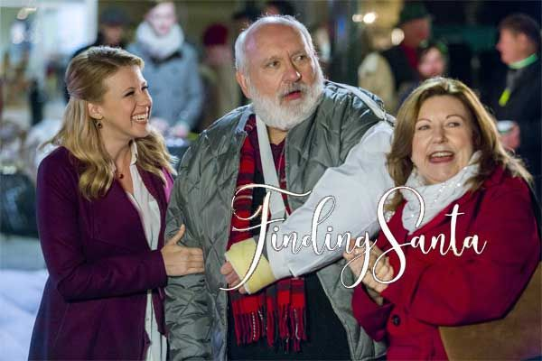 Finding Christmas Cast.Finding Santa Movie On Hallmark Takes Us To New England
