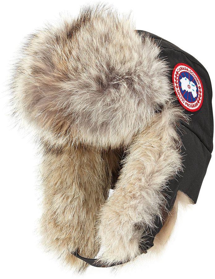 canada goose fur bad