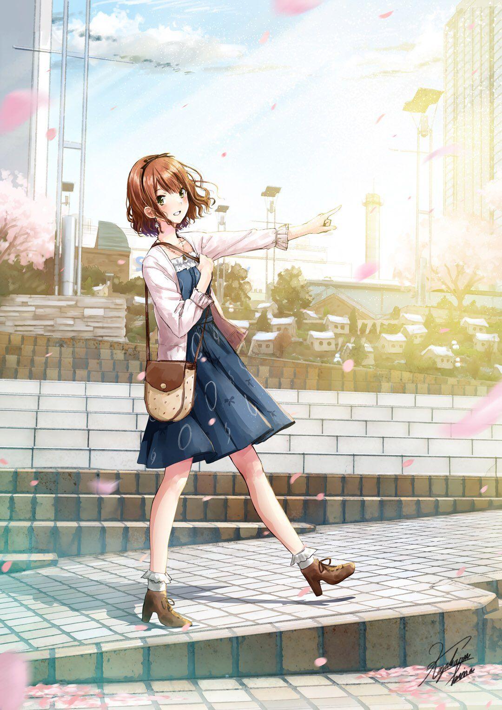 Pin Oleh R ɪᴛsᴜᴋᴀ S ᴇɴᴘᴀɪ Di Manga Female Characters Gadis Animasi Gadis Manga Gambar Anime
