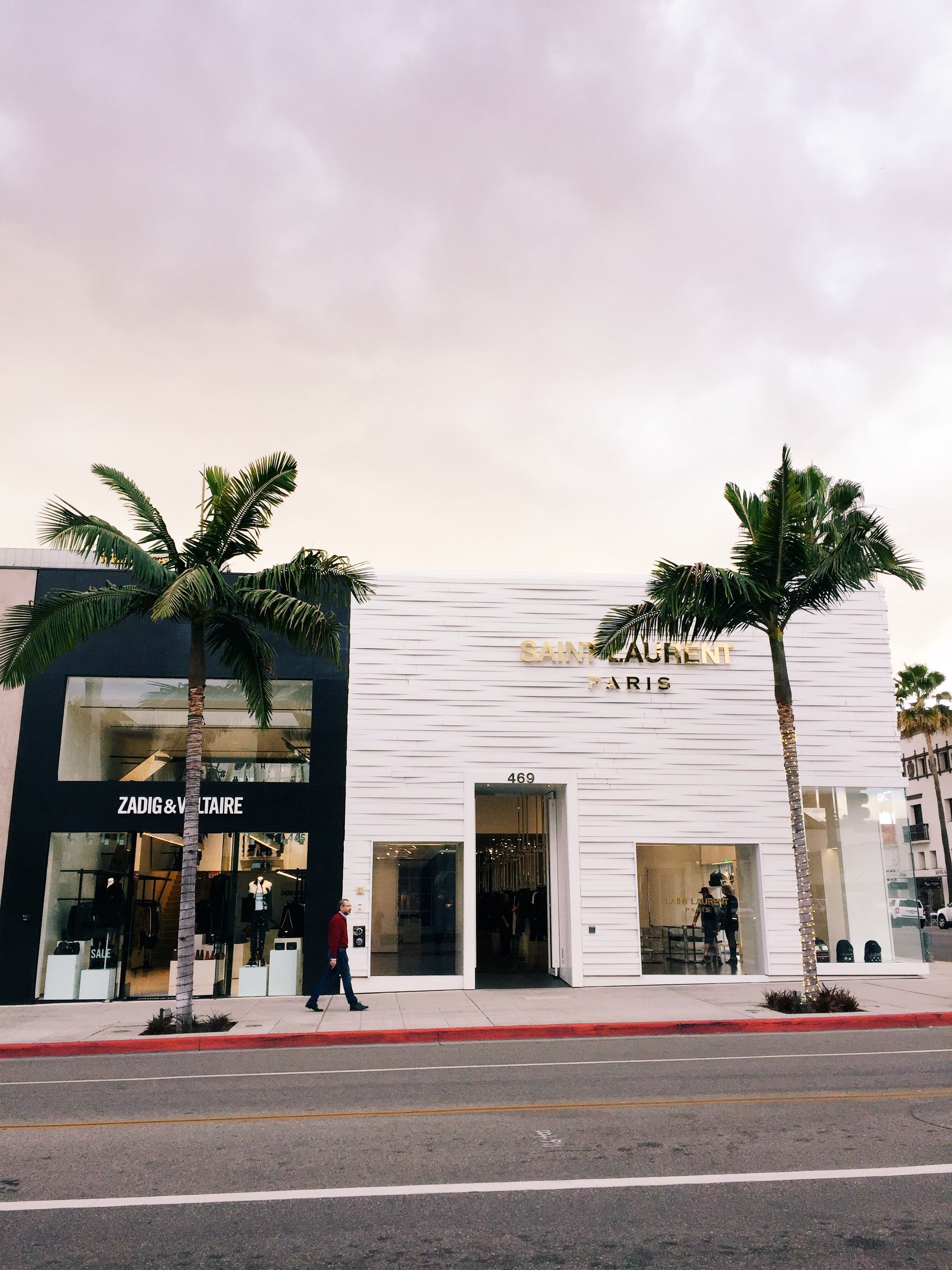 Los Angeles Rodeo Drive In 2019 Los Angeles Travel