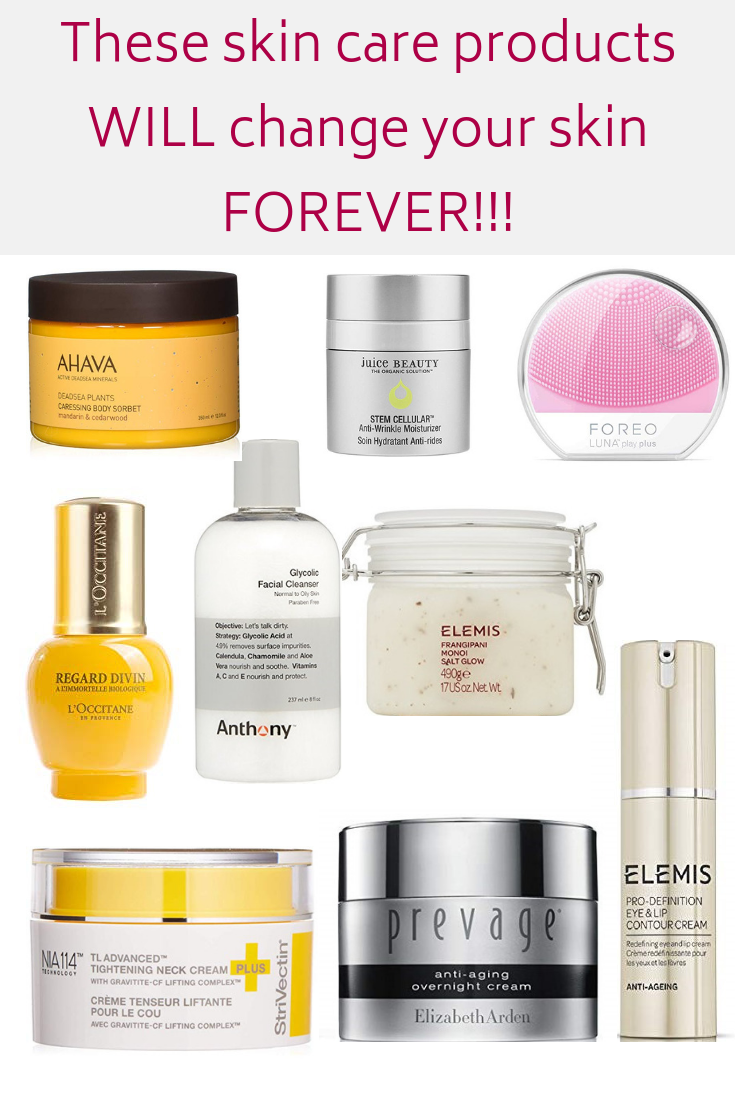 Skincare Products That Promise To Make A Difference Ray Amaari Skin Care Natural Skin Care Natural Anti Aging Skin Care