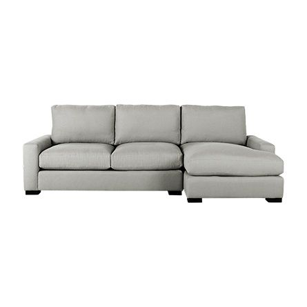 The Remington Sectional Collection At Arhaus