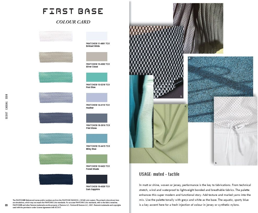 Scout Casual Ss 2018 Trend Books Ss 2018 Pinterest