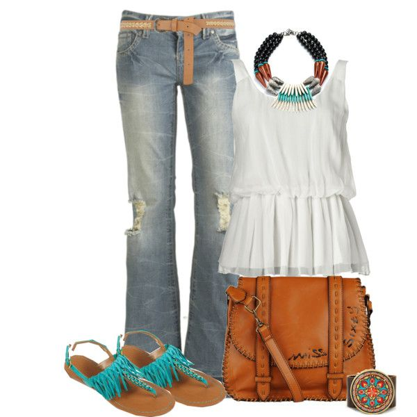 Fun with Friends, created by johnna-cameron on Polyvore