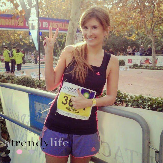 Healthy Life. Running. Mi primer 10K, A trendy life. #healthylife #healthy #running #runner #10k #sport #fashionblogger #atrendylife www.atrendylifestyle.com