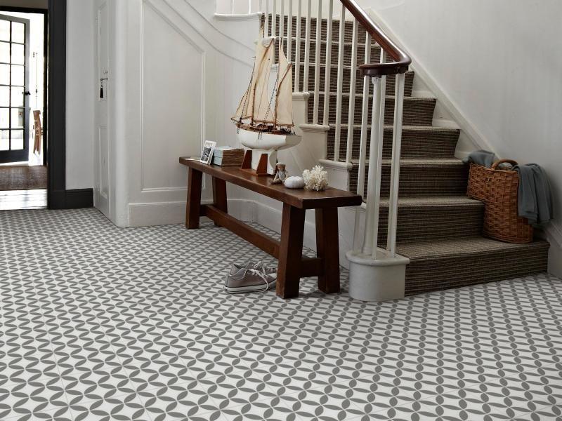 I used the Carpetright Visualizer Vinyl flooring, Flooring