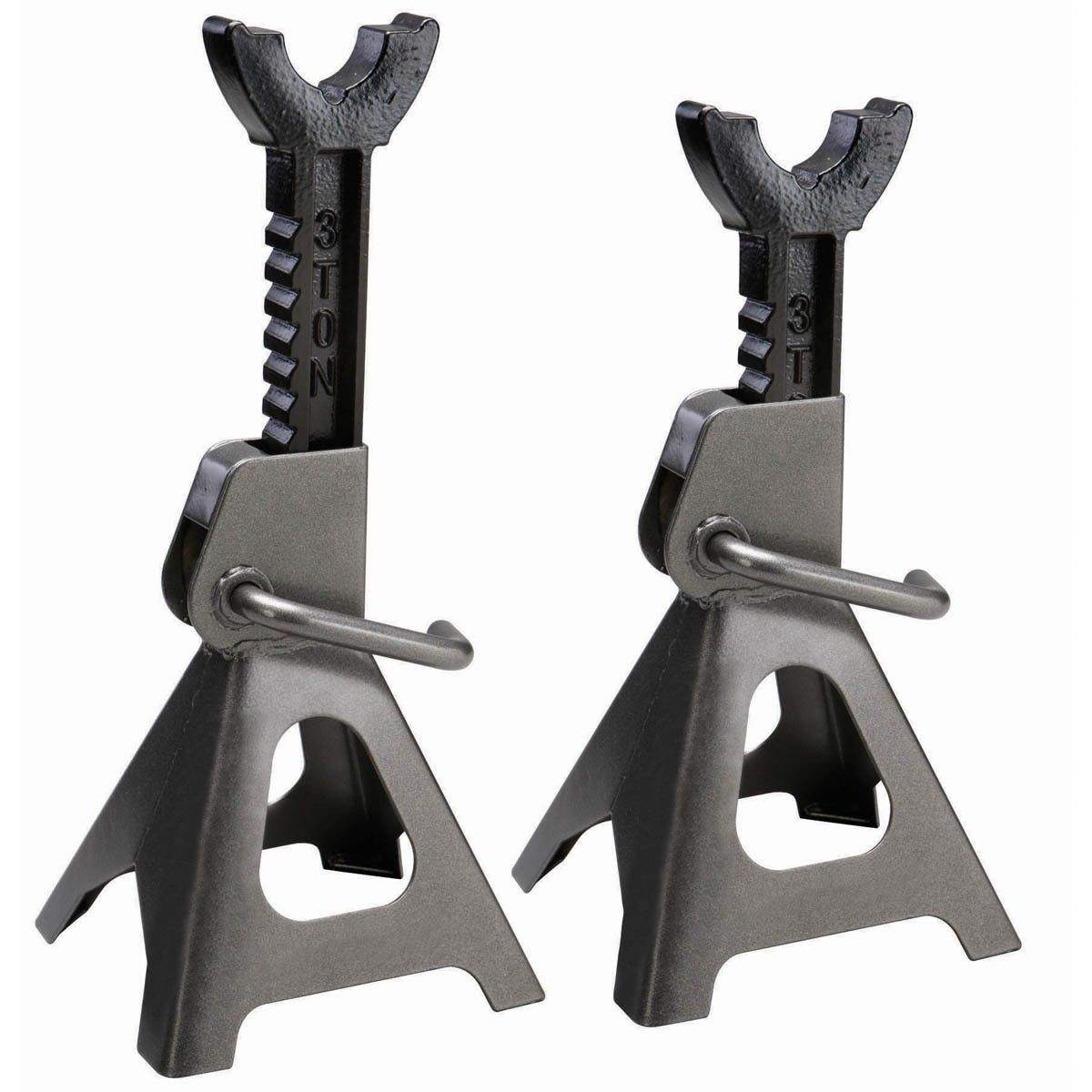 New Set of 2 Jack Stands 3 Ton Heavy Duty