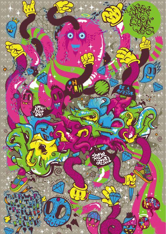 Awesome Illustrations by KOA | Ilustraciones y dibujos by Marco ...