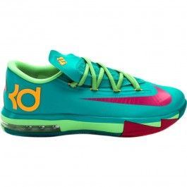 separation shoes b41aa 67df1 KD 6 Elite Turbo Green Hero