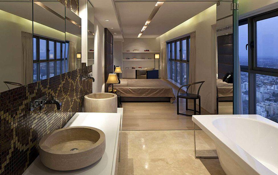 Luxury Opera Penthouse with Inspiring Armani Design Décor