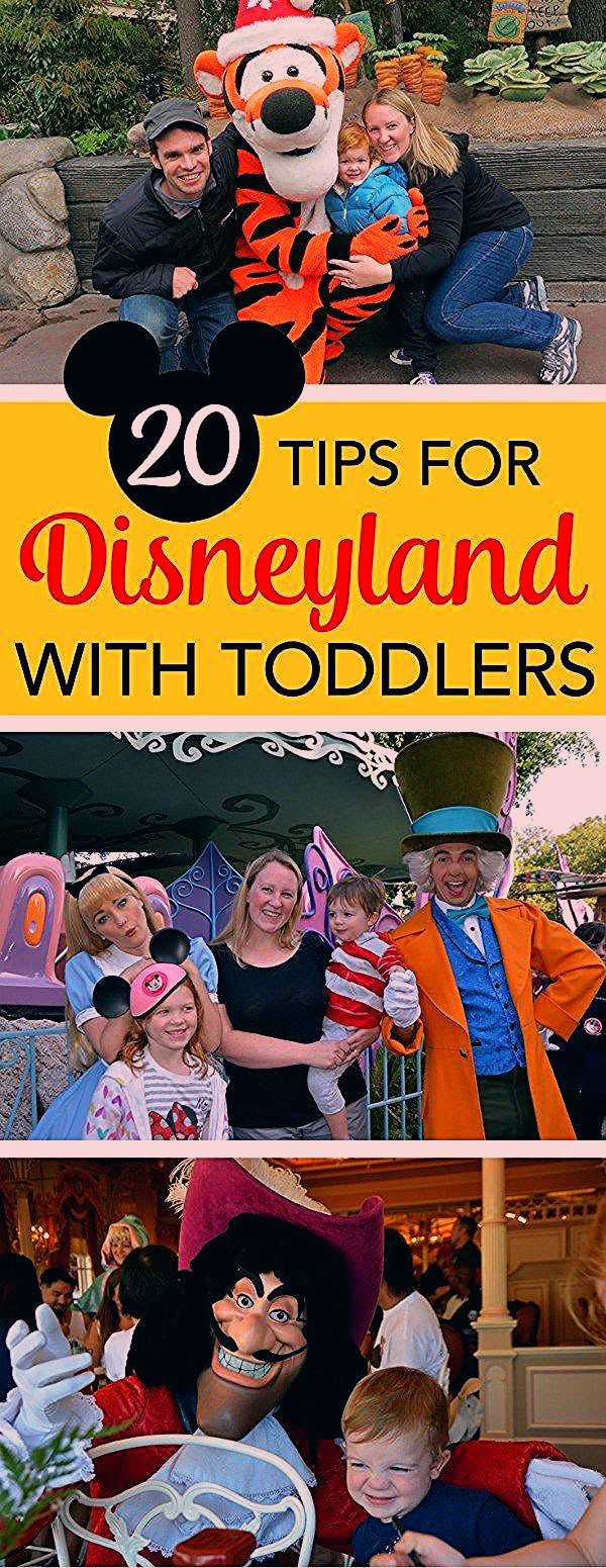 Photo of 20 Tips for Disneyland with Toddlers – Trips With Tykes