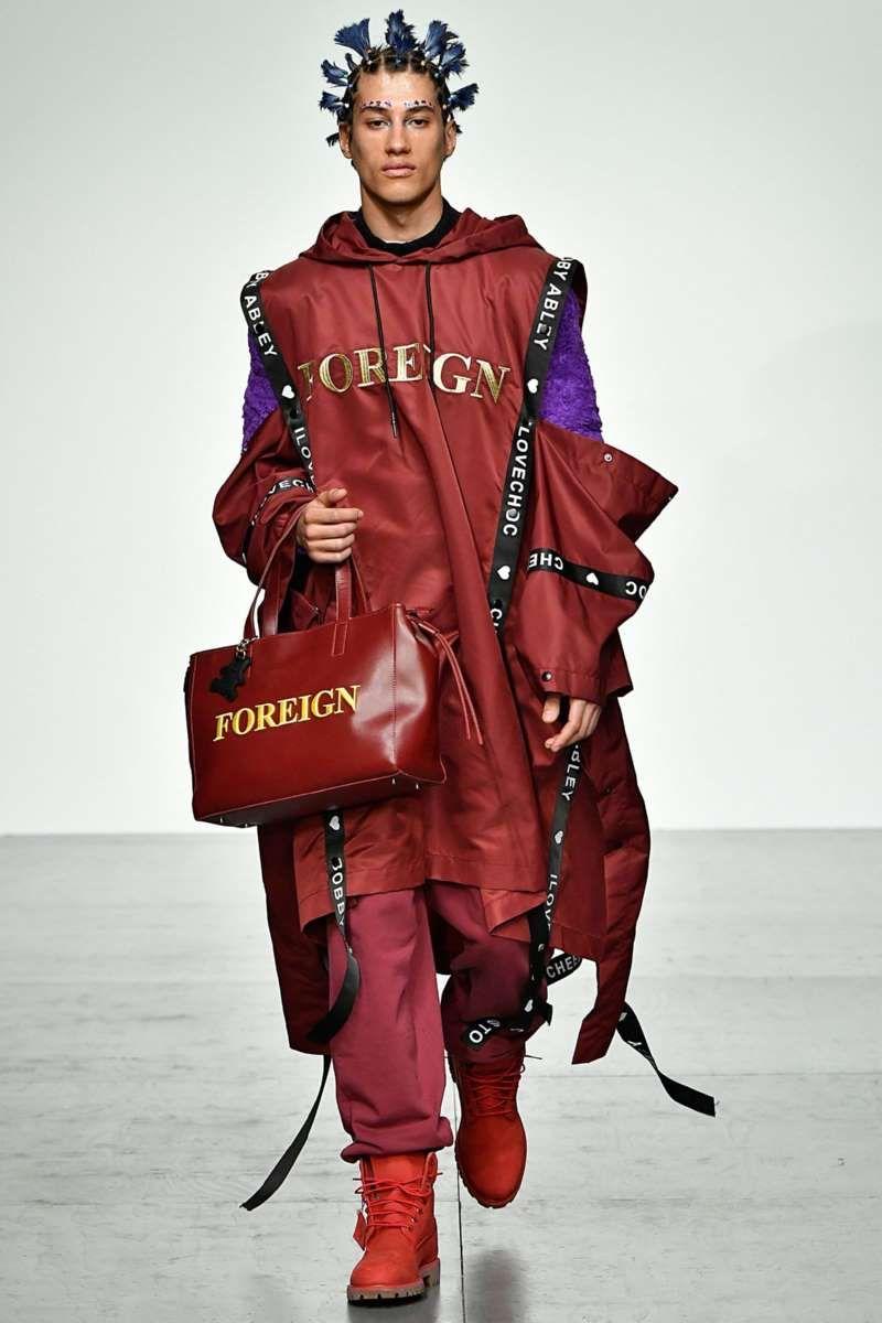 5561aa8edf1 Bobby Abley Spring-Summer 2018 - London Fashion Week Men s ...