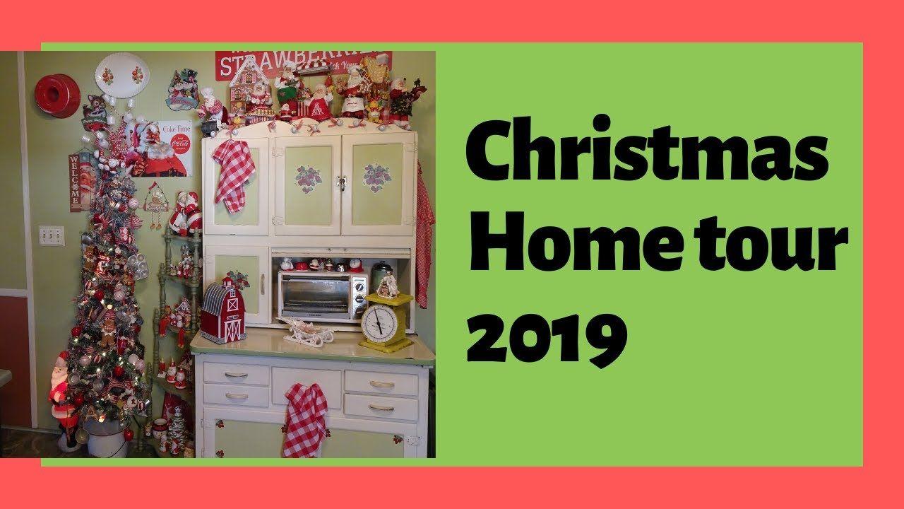 Christmas home tour 2019 YouTube Christmas home, Why