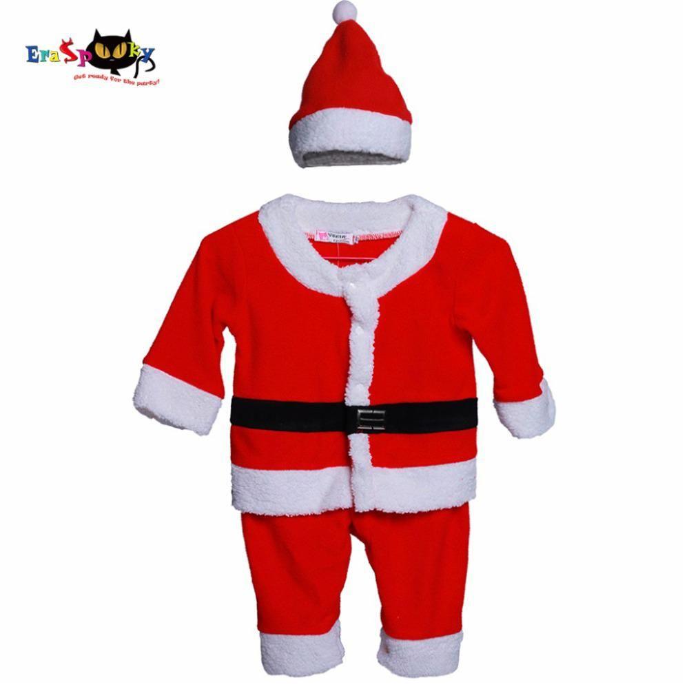 christmas costume christmas clothes santa claus costume for baby boys newborn bebe us 999 - Santa Claus Coat