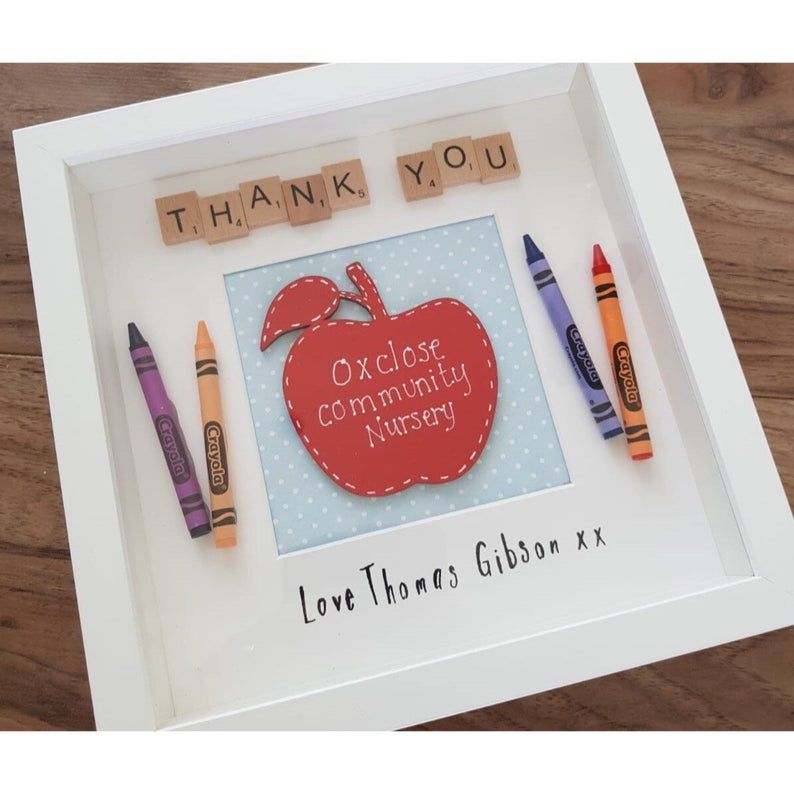 Personalised Teacher Gifts Ireland 2021