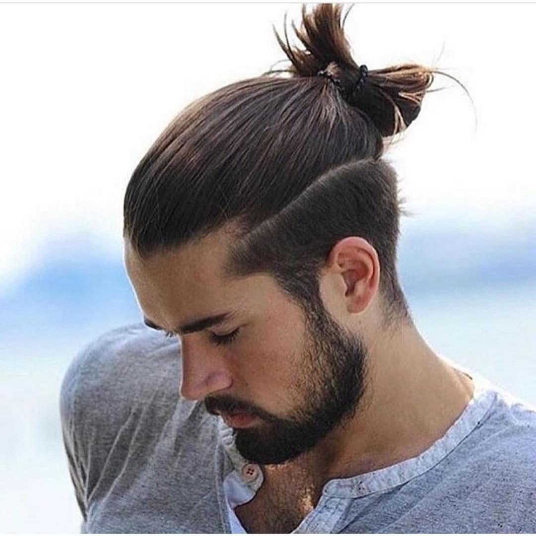 Manbun chaquetas en pinterest cabello pelo hombre y