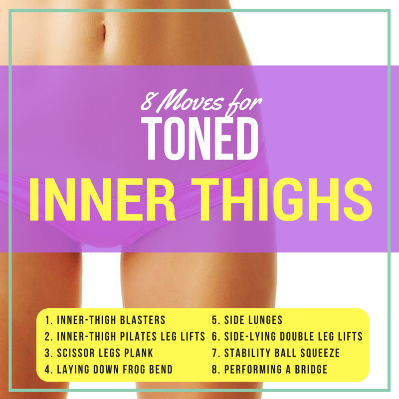 Quick Strategies In Strength Training Uncovered: 8 Easy Exercises To Lose Inner-Thigh Fat!