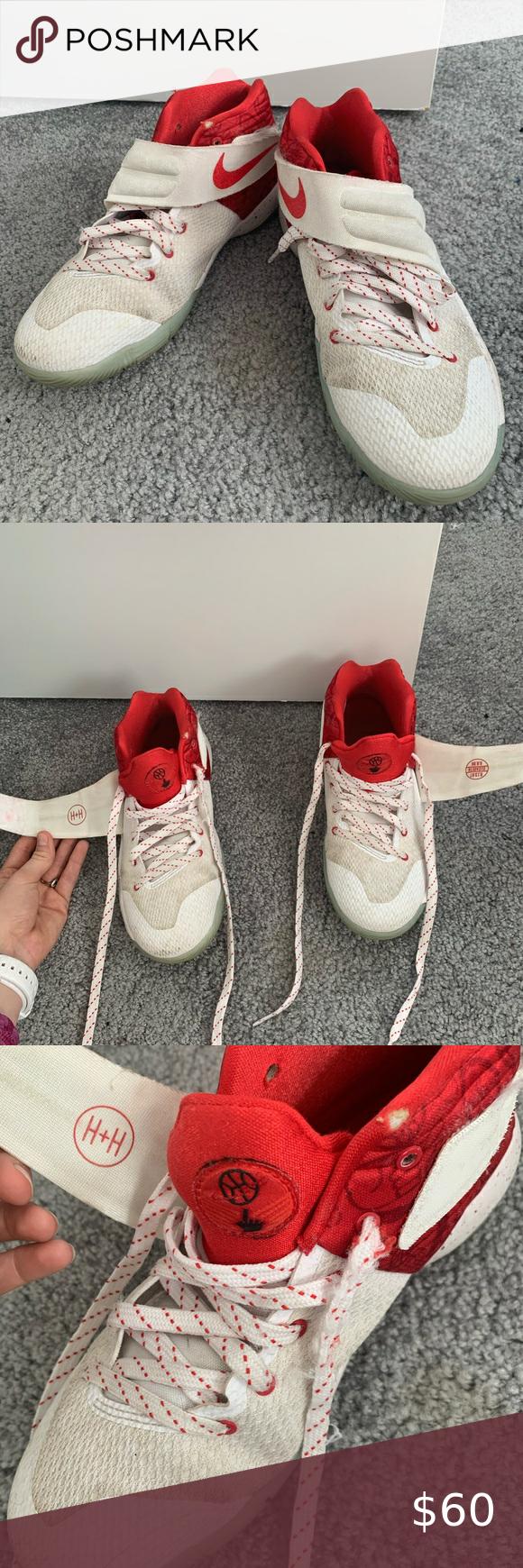 USED Kyrie Irving Sneakers in 2020 Kyrie irving sneakers