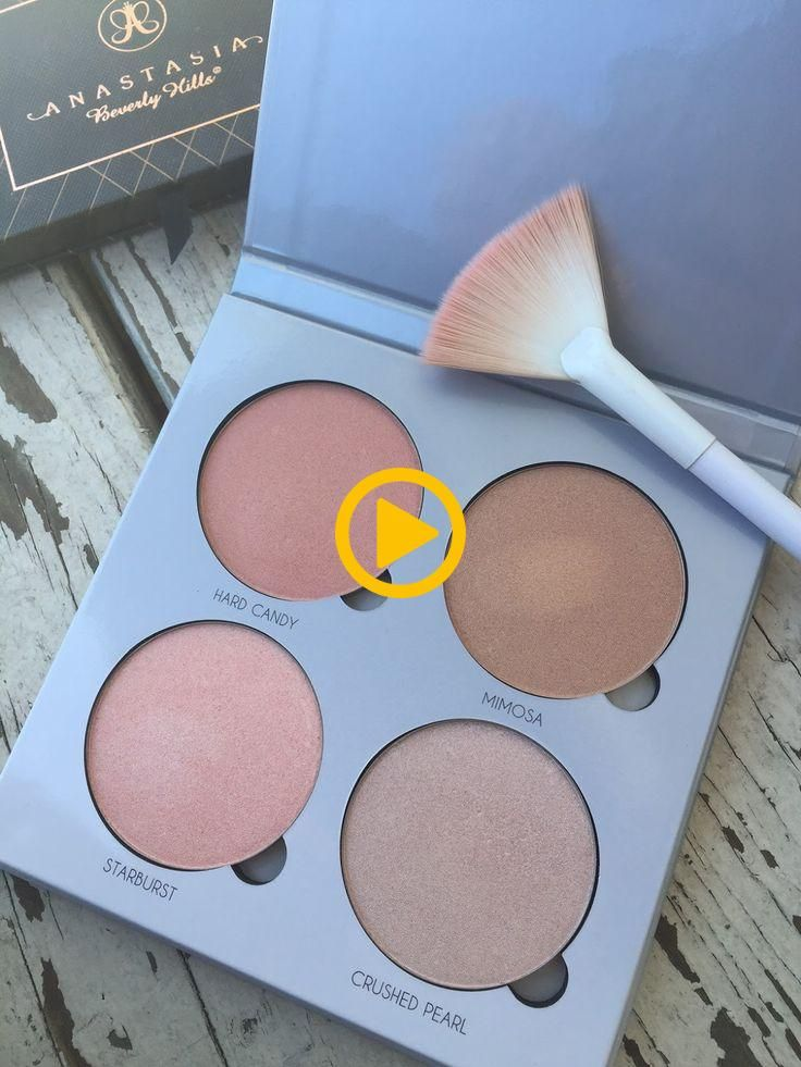ABH Glow Kit Gleam Review & Swatches ABH Glow Kit Gleam Review & Swatches