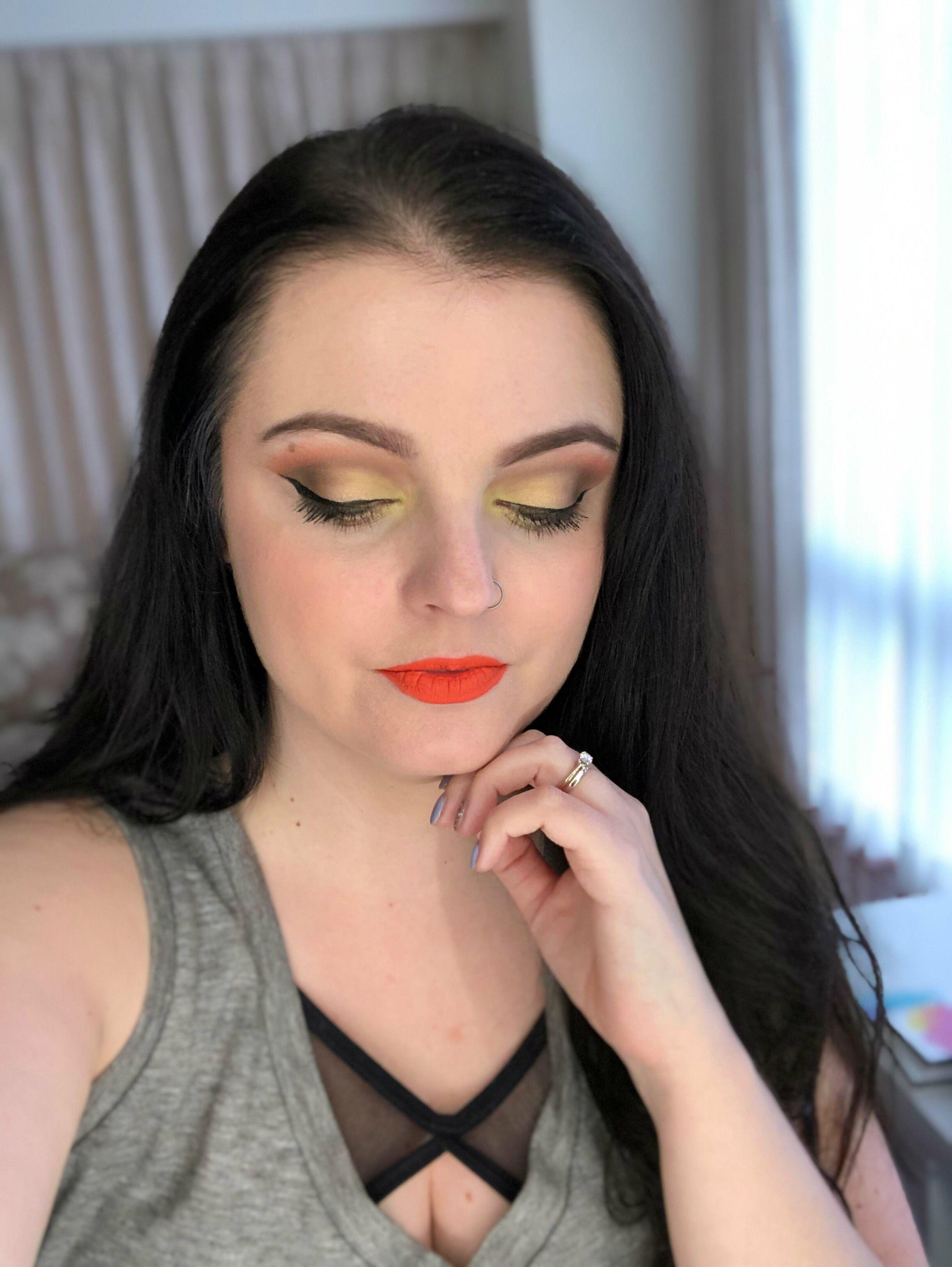 LimeLife Perfect Eyeshadow and Jeffree Star Makeup, Eye