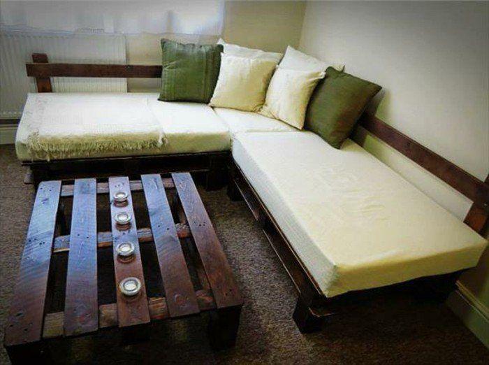 sofa selber bauen ein sofa selber bauen Wohnzimmer Pinterest