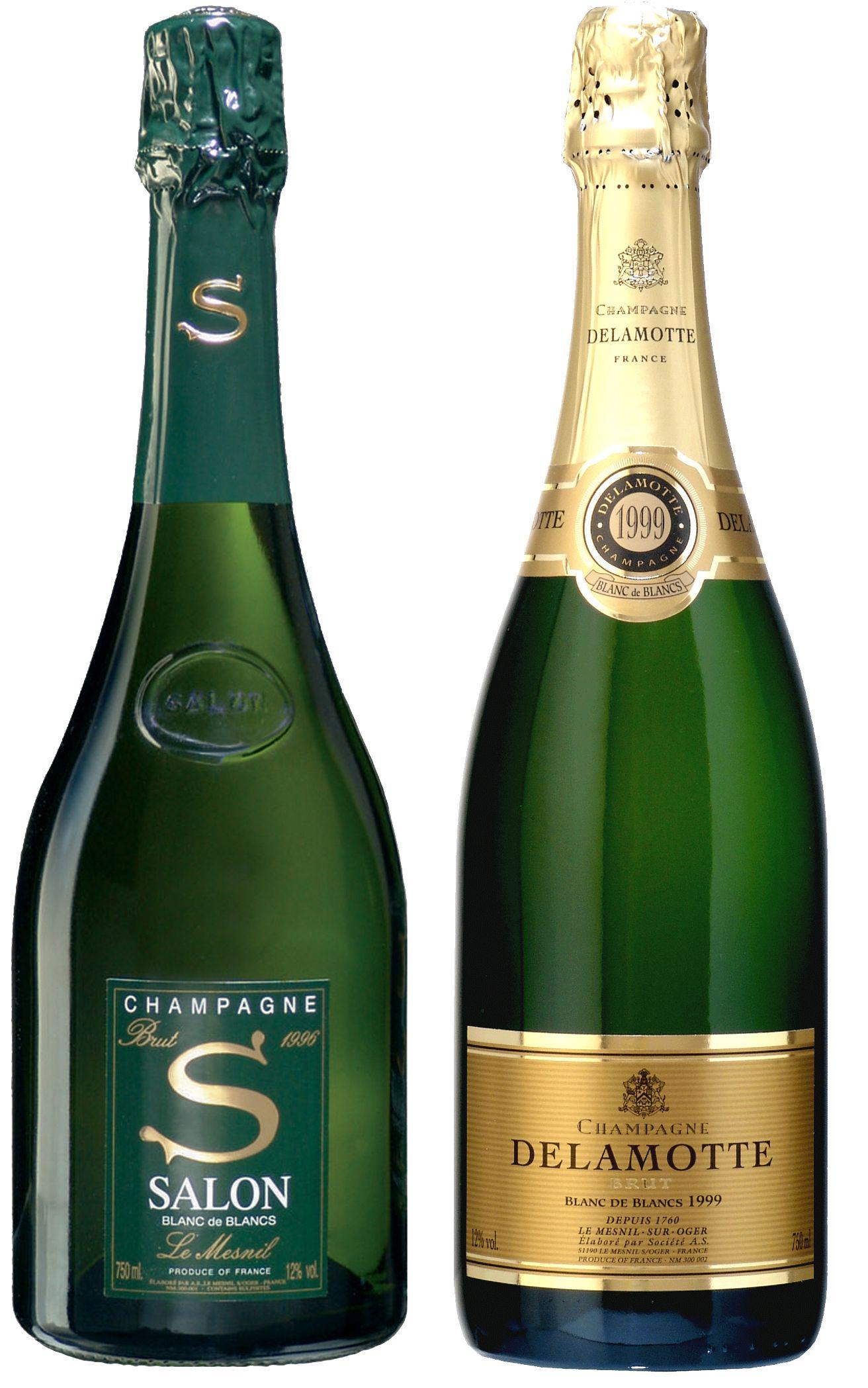 Salon Champagne | 1996 Salon Le Mesnil Brut Blanc De Blancs Champagne