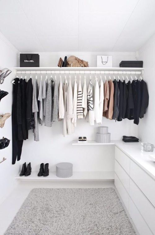 black and white bedroom tumblr - Google Search | white ...