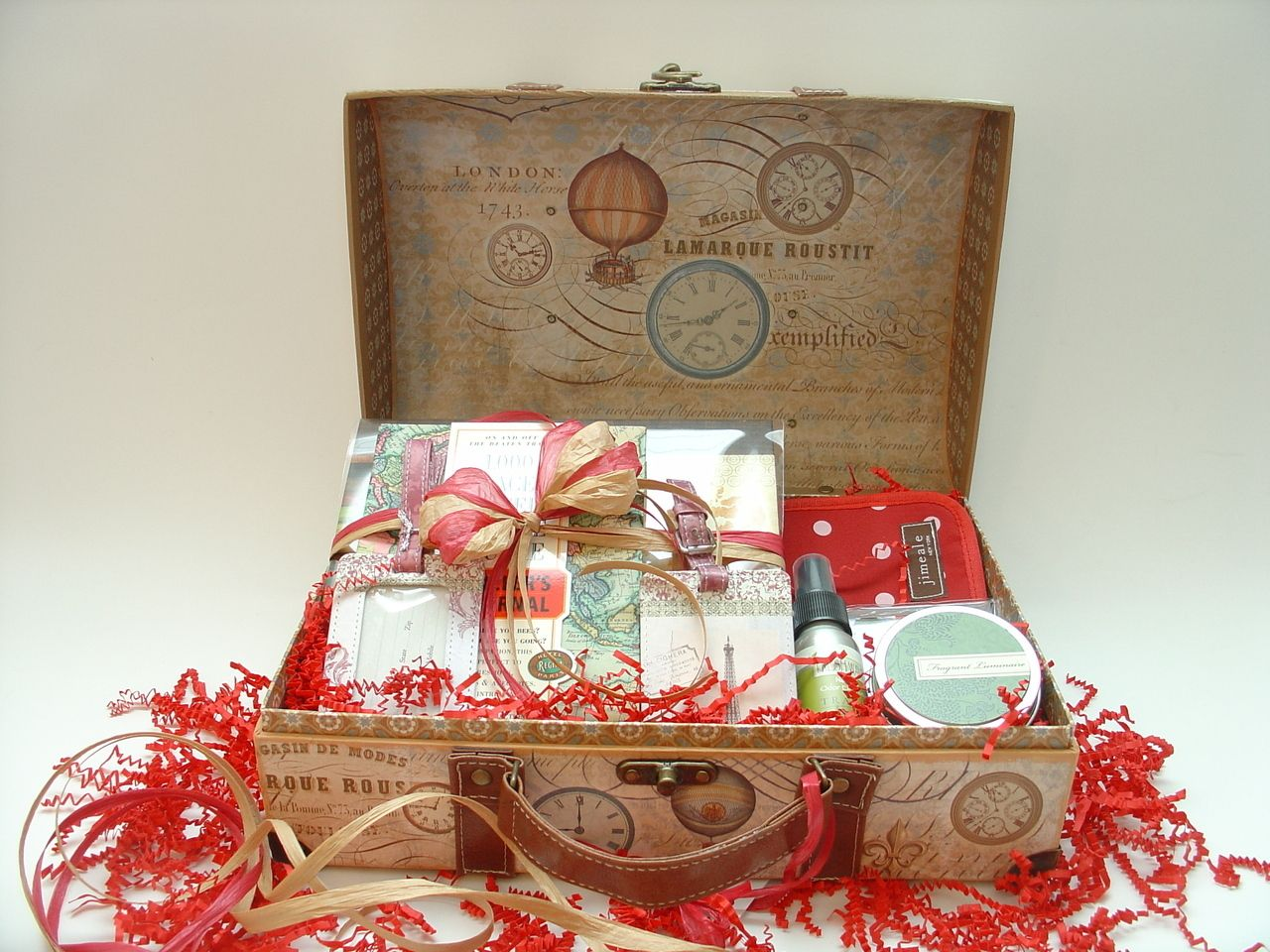 World Travel Gift Basket For Women Our Blog Travel