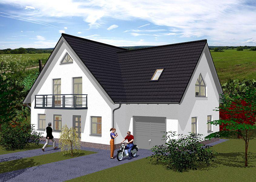 40++ Haus mit garage verbinden Sammlung