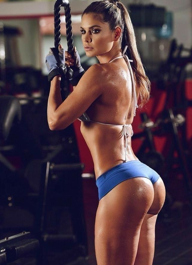 Hot fitness girls pictures