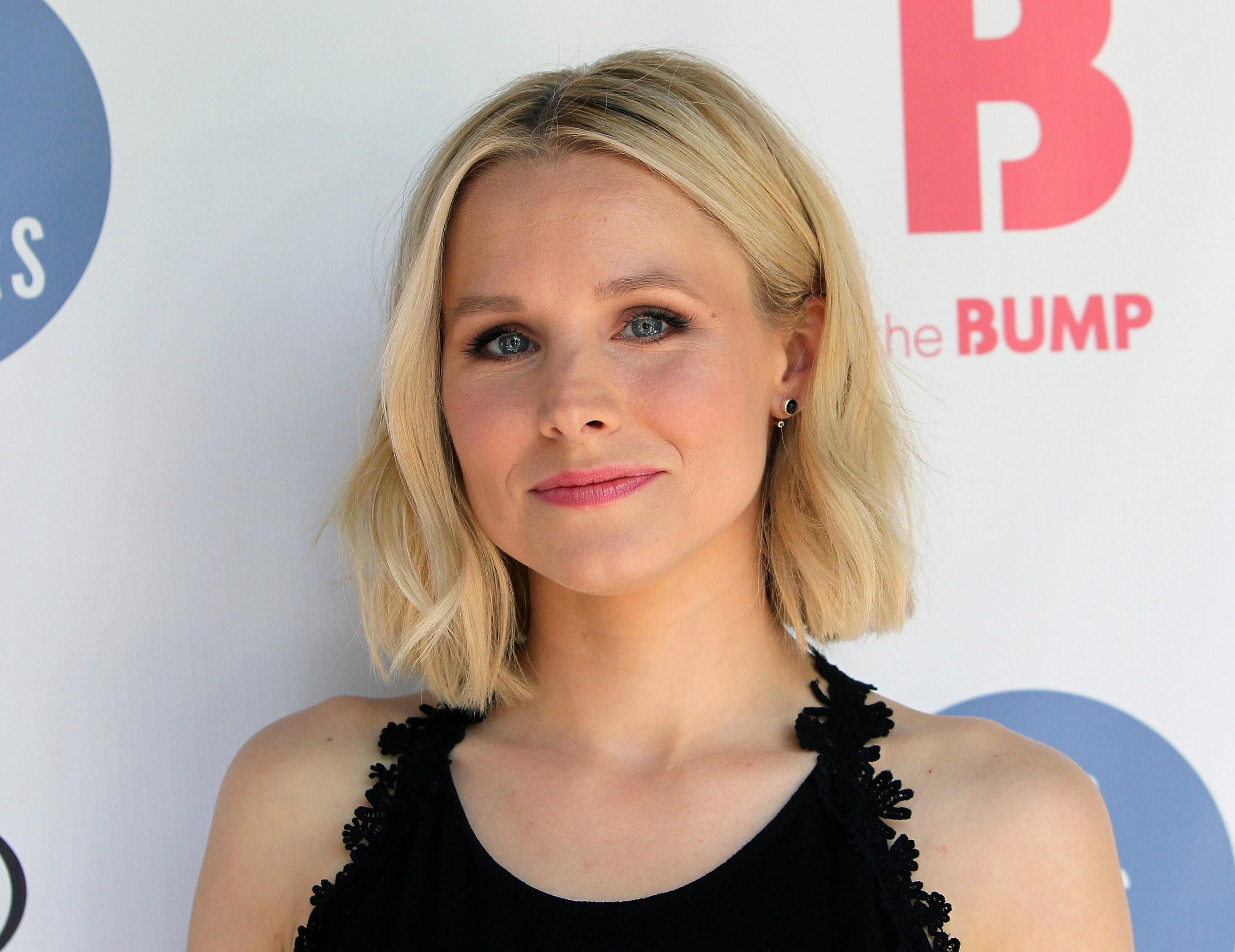Kristen Bell Im Over Staying Silent About Depression Inspiration